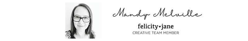 Mandy Melville for Felicity Jane