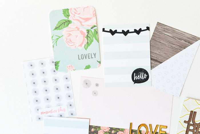 Create Your Own Journal Cards by Suzanna Stein | @FelicityJane
