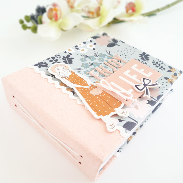 Mini Album by Anna Blades for Felicity Jane