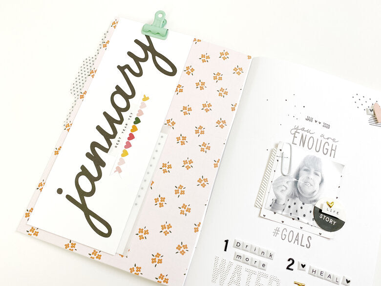 A5 Notebook by Danielle Menage-Jensen for Felicity Jane