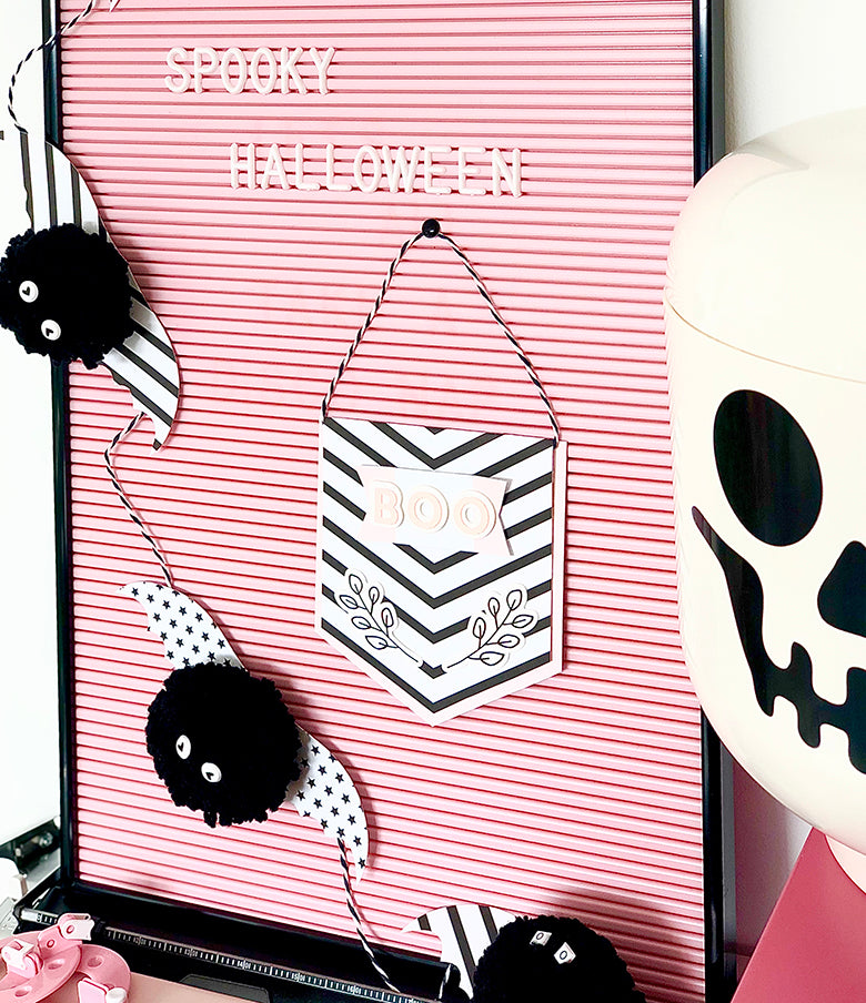 Halloween Decorations by Danielle Menage-Jensen for Felicity Jane