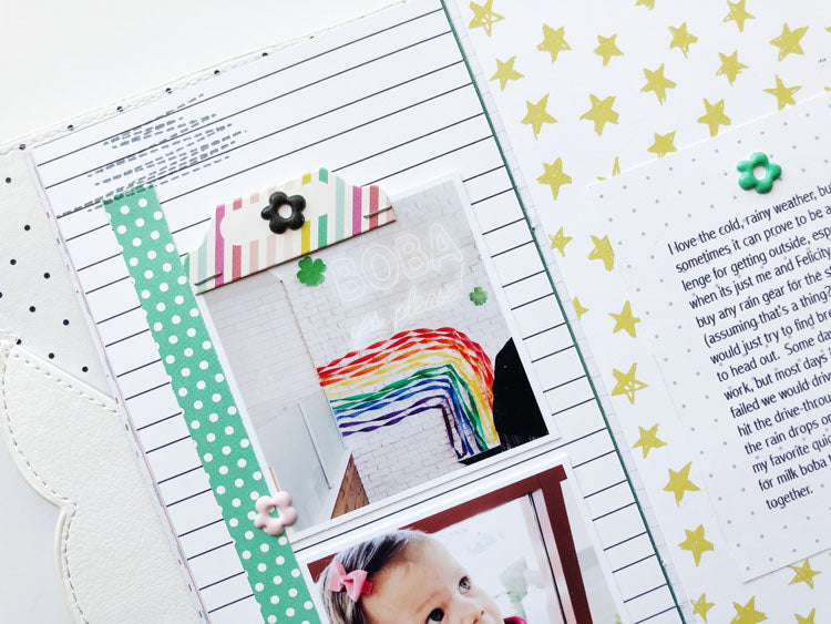 TN Layout Using Jaimee Kit 3 | Sarah Zayas | Felicity Jane