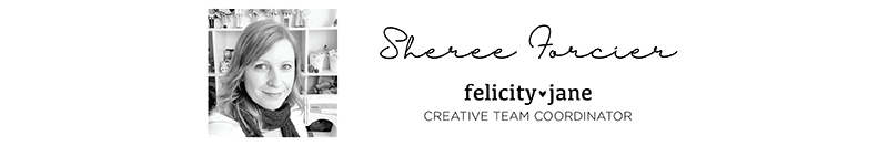Sheree Forcier for FelicityJane