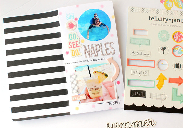 Florida Traveler's Notebook by @nancydamiano | @felicityjane