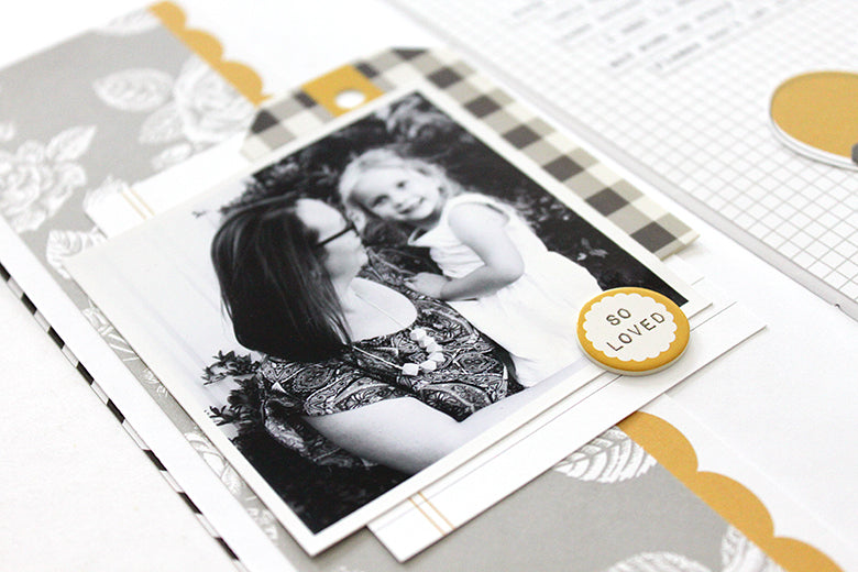 TN Layout with Jill Kit 3 | Mandy Melville | Felicity Jane