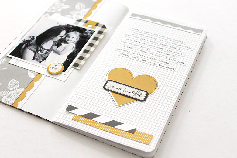 TN Layout with Jill Kit 4 | Mandy Melville | Felicity Jane