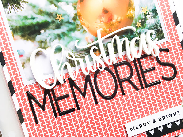 Christmas Album by Mandy Melville | @FelicityJane