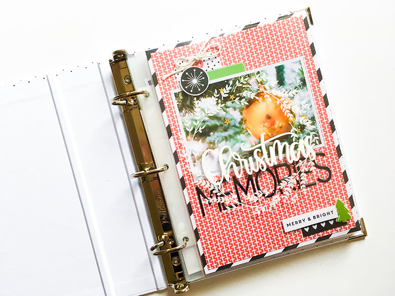 Christmas Memories Album by Mandy Melville | @FelicityJane