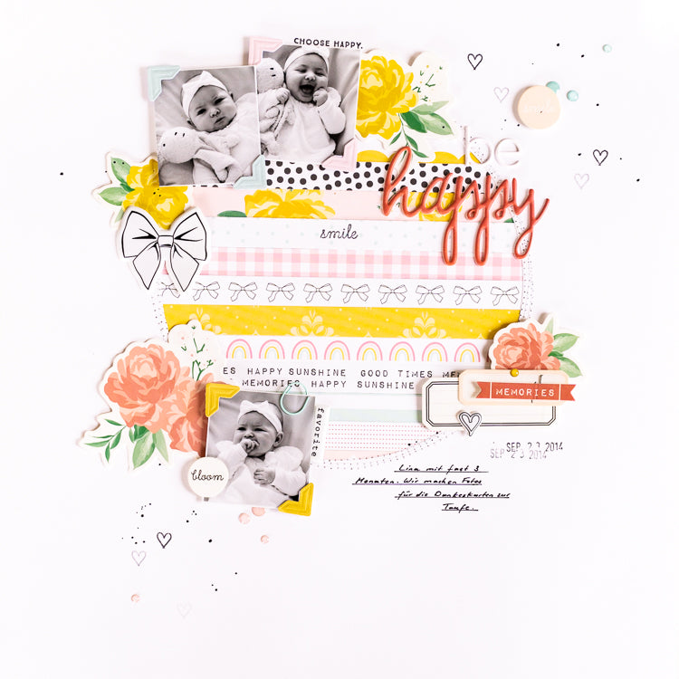 Be Happy Layout 1 | Ulrike Dold  | Felicity Jane