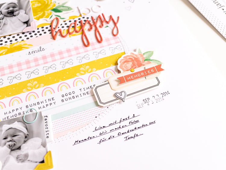 Be Happy Layout 6 | Ulrike Dold  | Felicity Jane