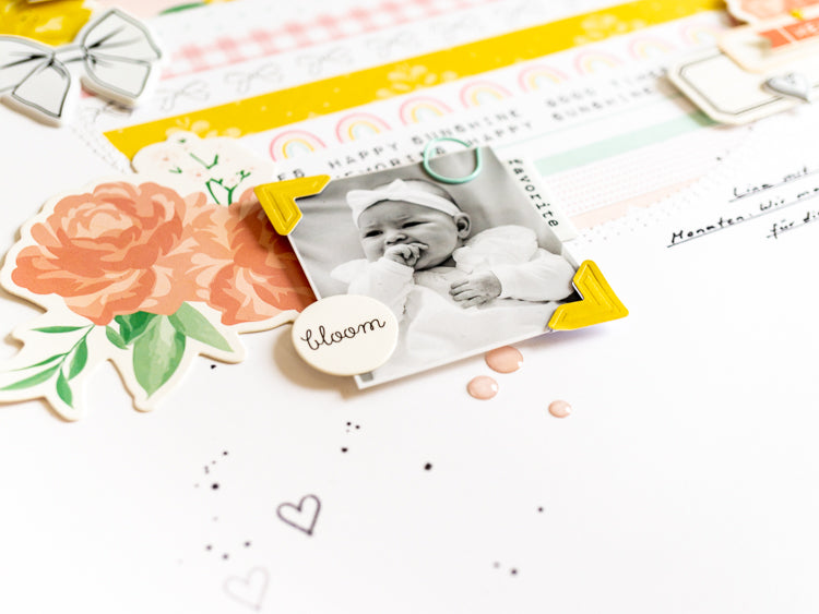 Be Happy Layout 9 | Ulrike Dold  | Felicity Jane