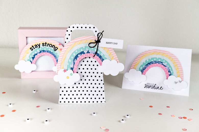 Card, Gift Packaging & Home Decor by Ulrike Dold for Felicity Jane