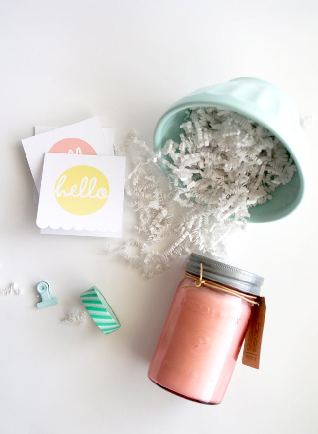 simple gift idea | felicityjane.com