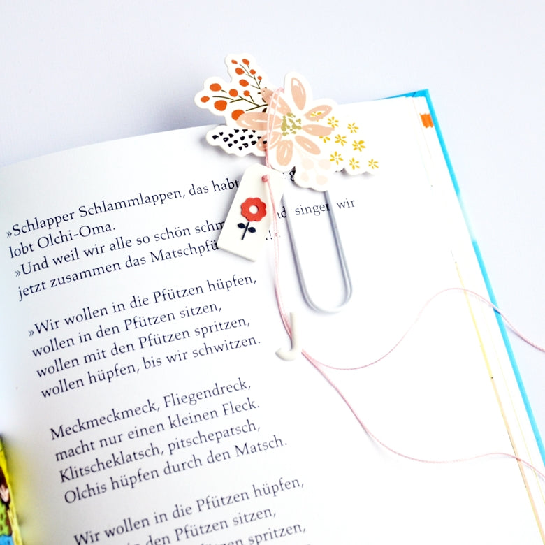 Bookmarks by Anne Keller for Felicity Jane