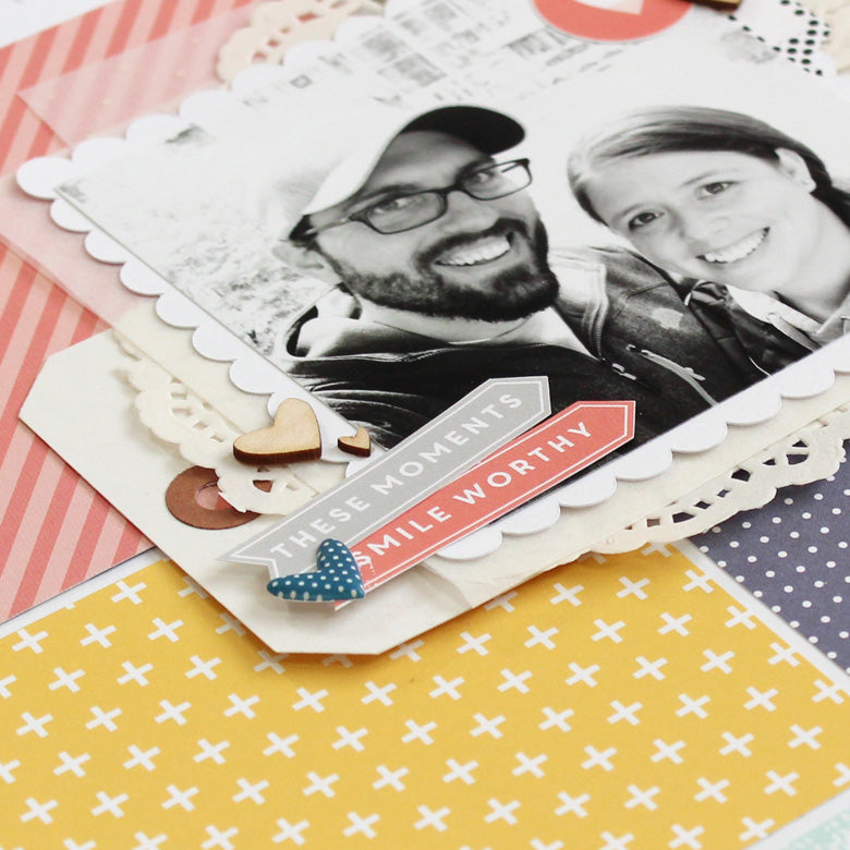 These Moments Layout by Banning Lane | @FelicityJane
