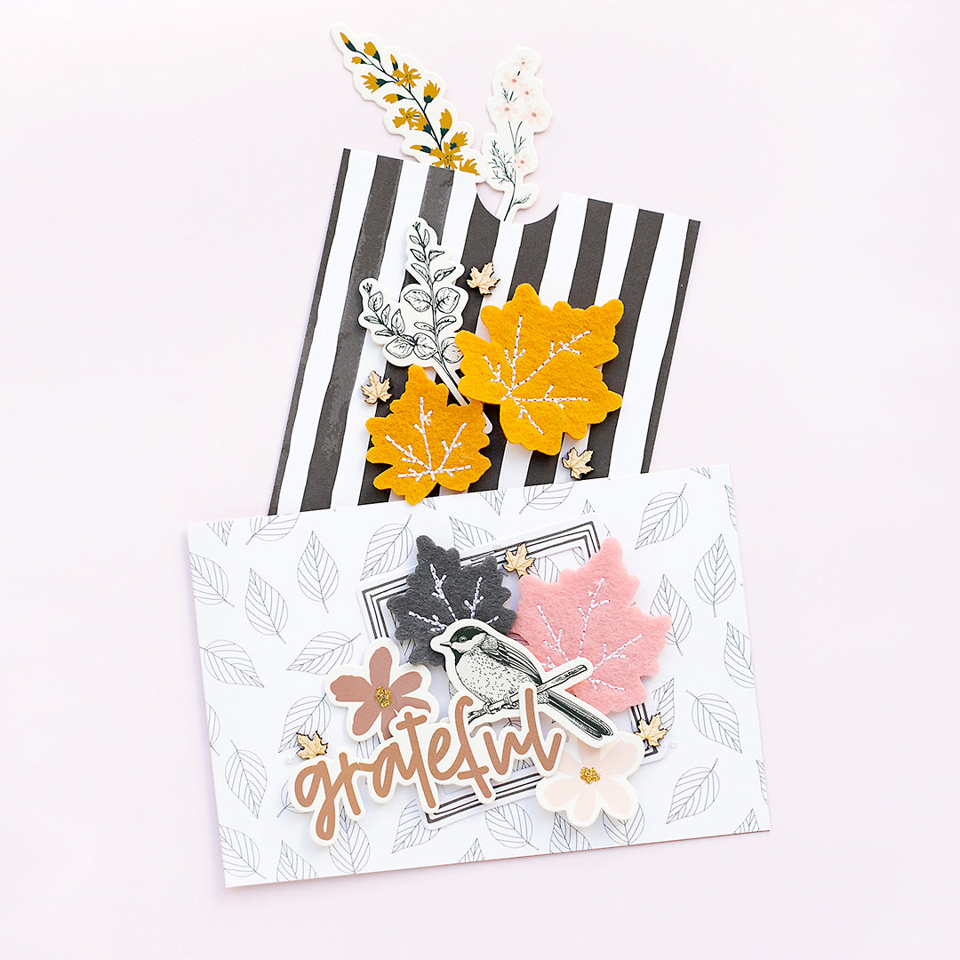 Card Pockets by Sandra Dietrich for Felicity Jane