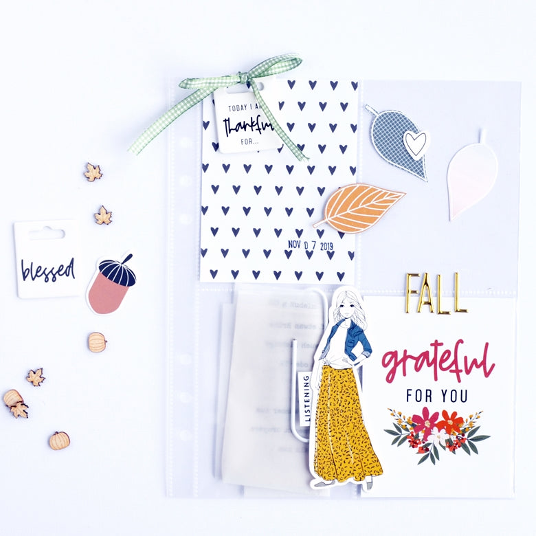 Pocket Pages by Anne Keller for Felicity Jane