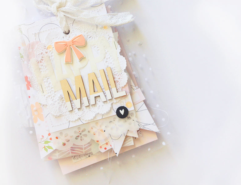 Happy Mail by Renae Bowell | @FelicityJane