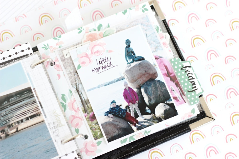 Mini Album by Jana Bennett for Felicity Jane