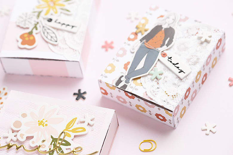 Gift Boxes by Sandra Dietrich for Felicity Jane