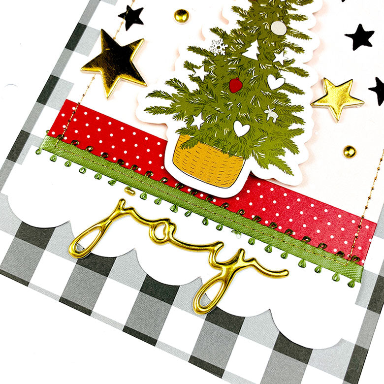 Christmas Tags by Lindsey Lanning for Felicity Jane