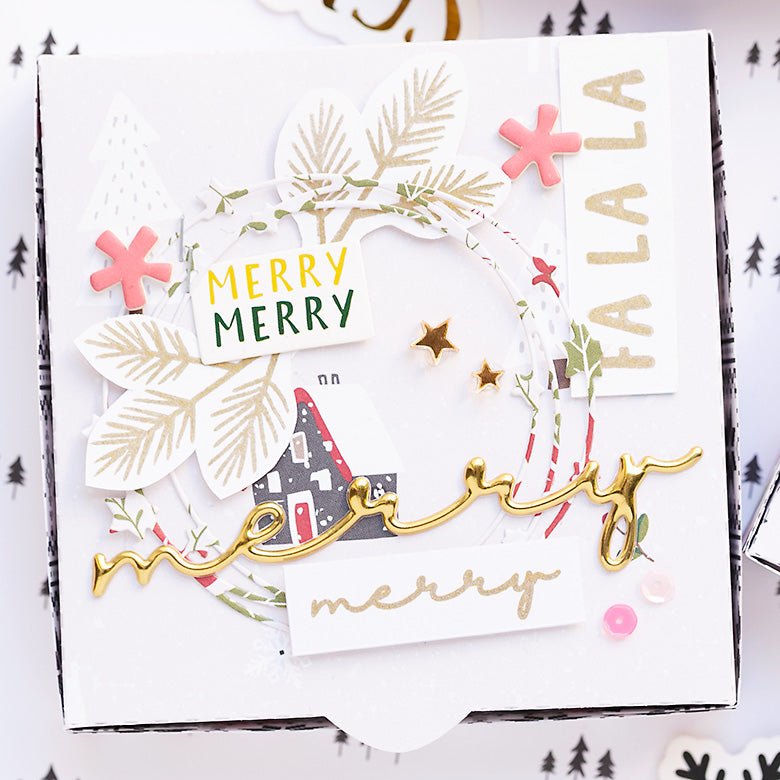 Christmas Boxes by Sandra Dietrich for Felicity Jane
