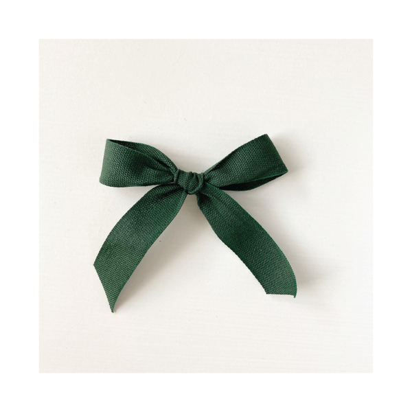 Essentials Cotton Ribbon | Forest