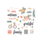 Autumn | Die Cut Shapes