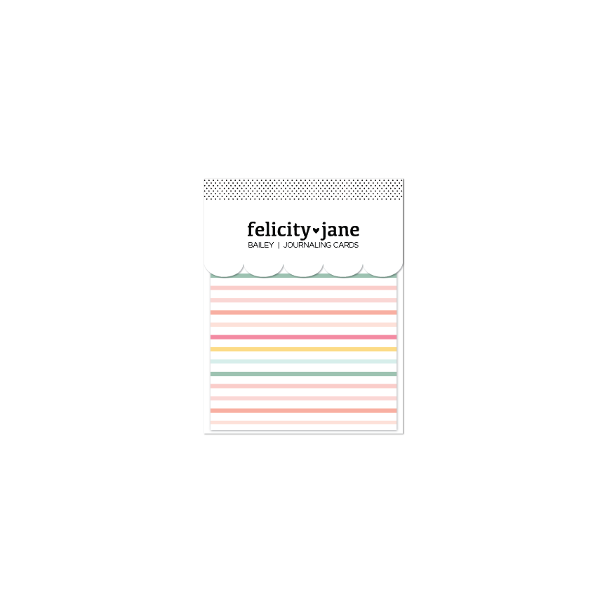 Bailey | Journaling Cards