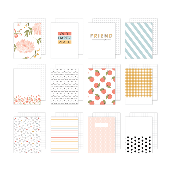 Denise | Journaling Cards
