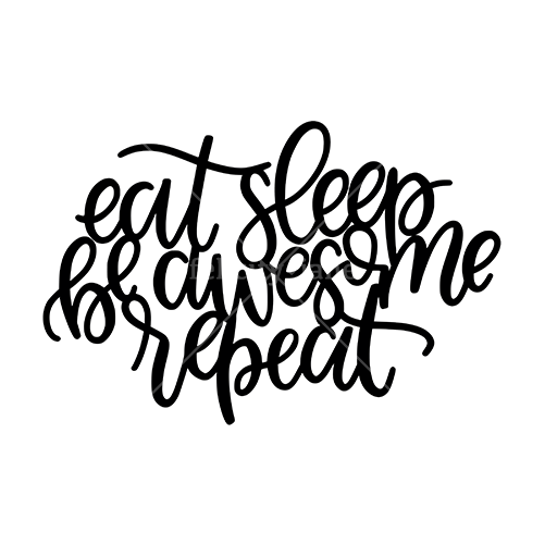 cut file | eat sleep be awesome repeat