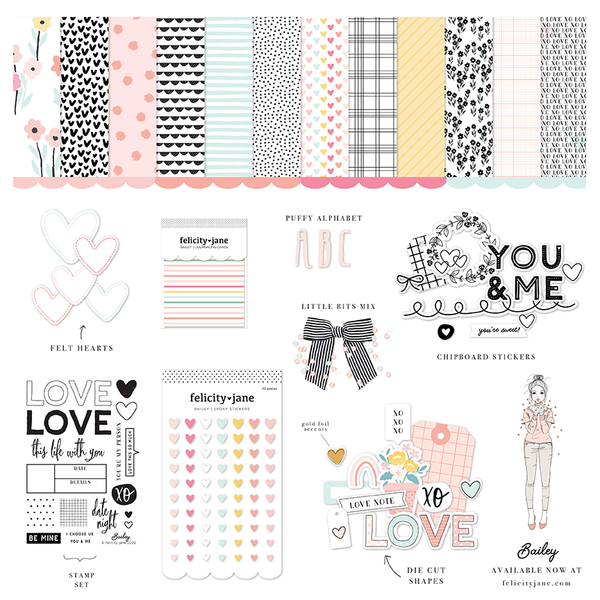 February Kit | Bailey