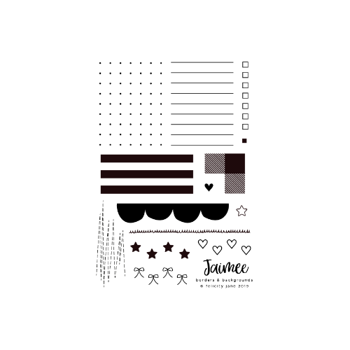 Jaimee | Stamp Set