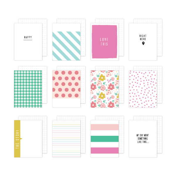 Jaimee | Journaling Cards