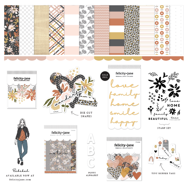 October Kit | Rebekah