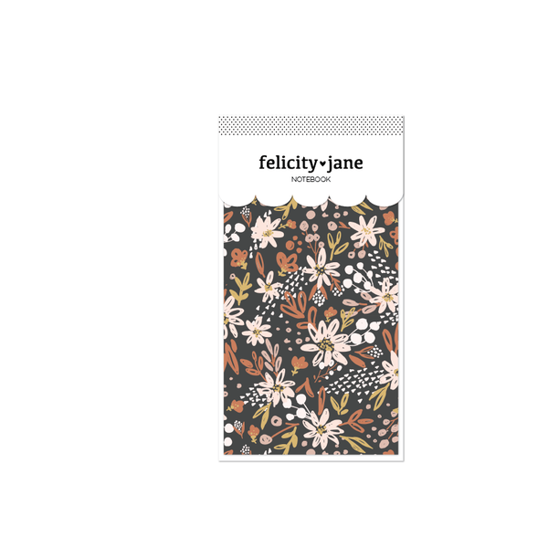 Traveler's Notebook Insert | Rebekah Floral