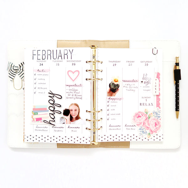 Note to Self | Everyday Moments Planner Pages