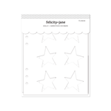 Holly | Cardstock Dividers