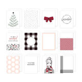 Holly | Journaling Cards