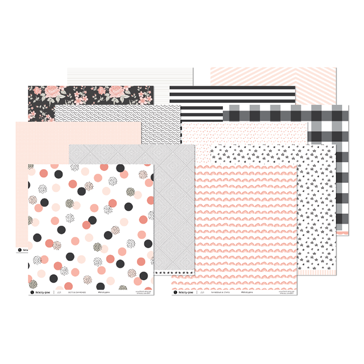 Kate | Patterned Paper Add-on