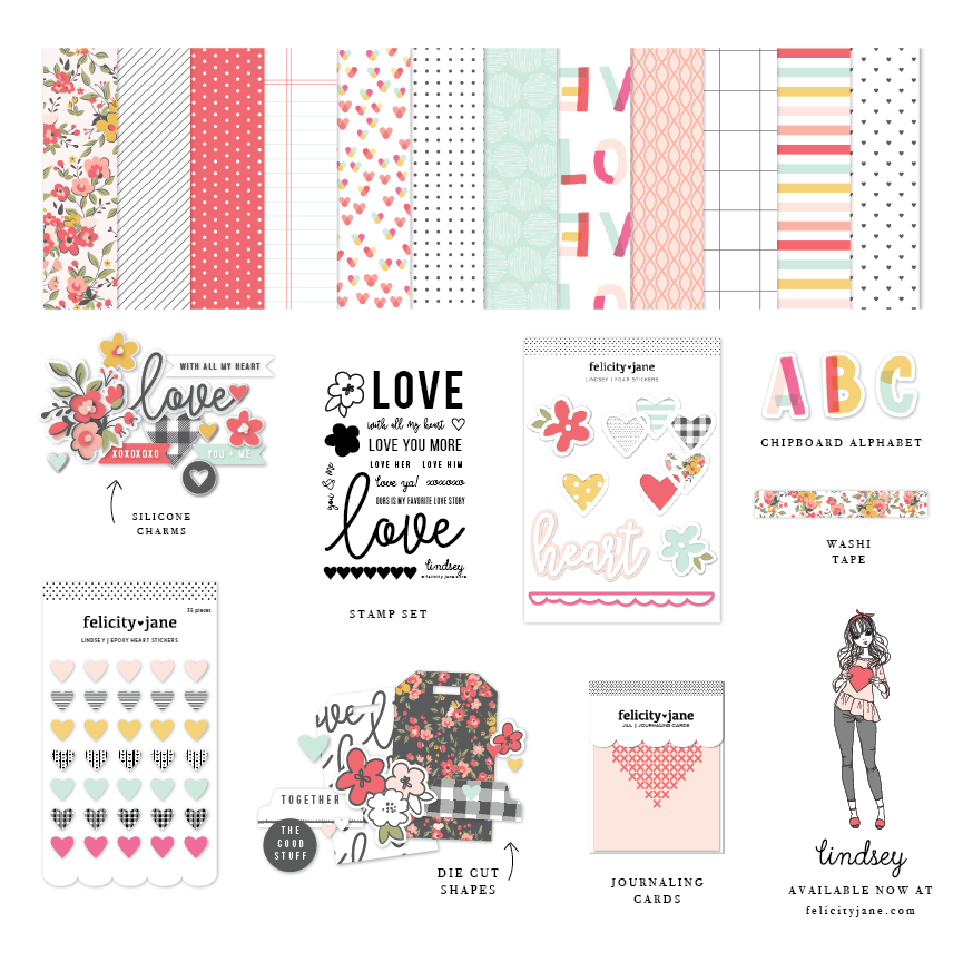 February Kit | Lindsey