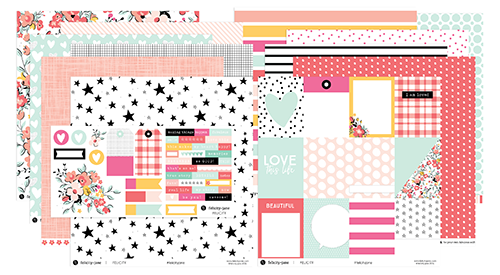 Felicity | Patterned Paper Add-on