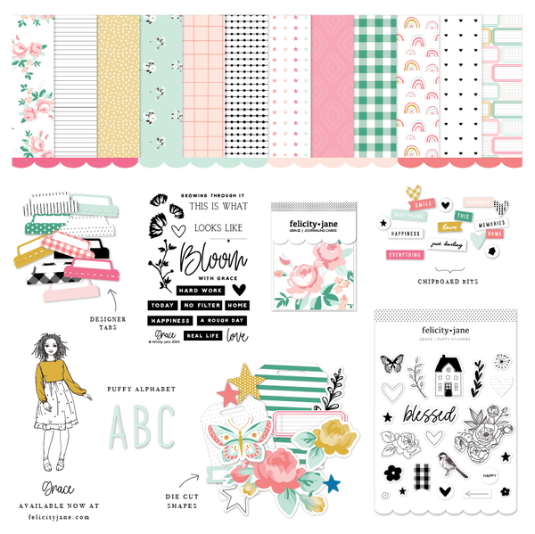 April Kit | Grace