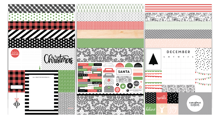 Hello, Christmas! | Patterned Paper Add-on