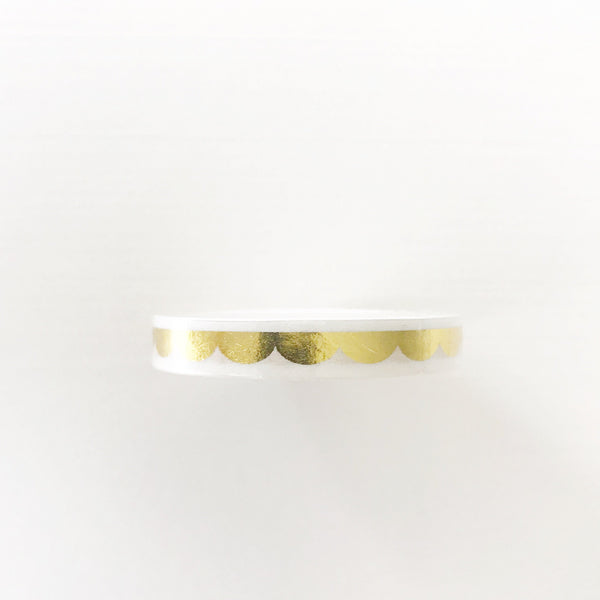 Denise | Gold Foil Washi Tape