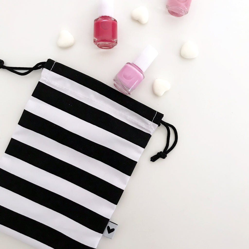 Drawstring Gift Bag Set
