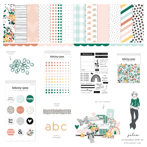March Kit | Julia