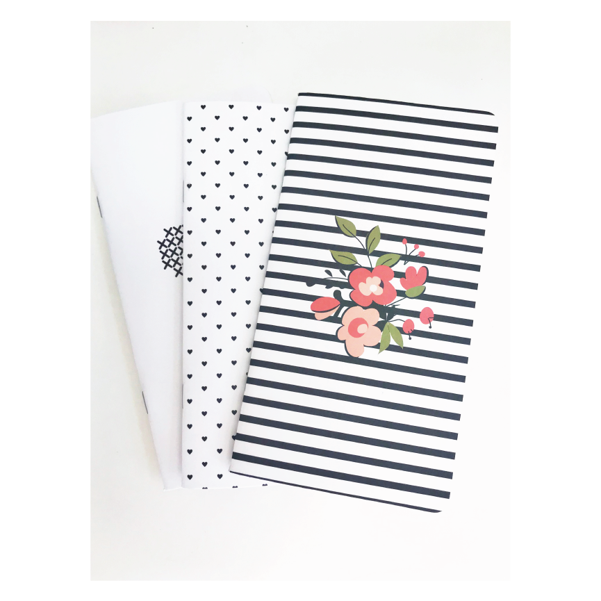 Lindsey | Traveler's Notebook Bundle