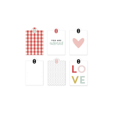Millie | Designer Tag Set