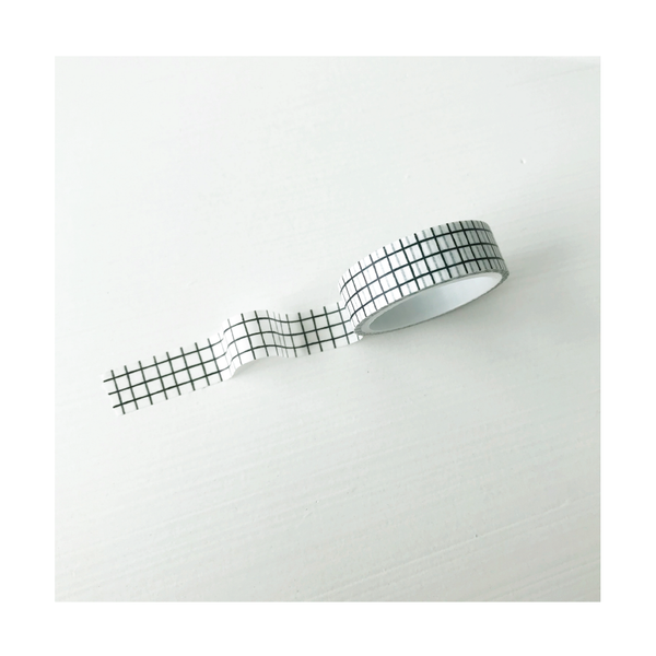 Madison | Window Pane Washi Tape